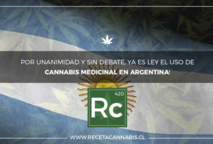Cannabis Medicinal Legal en Argentina